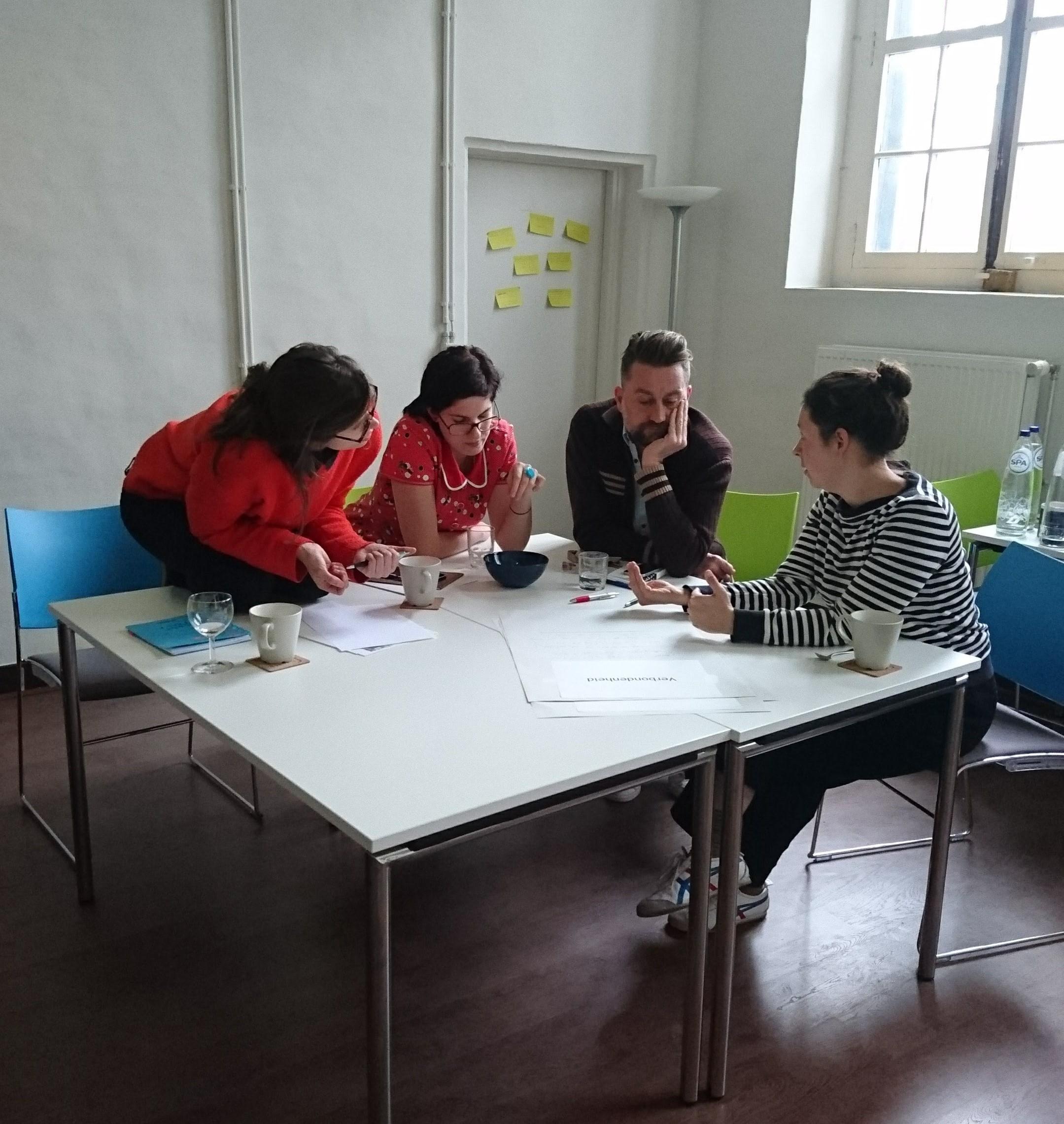 Een strategische denkdag: samen keuzes maken